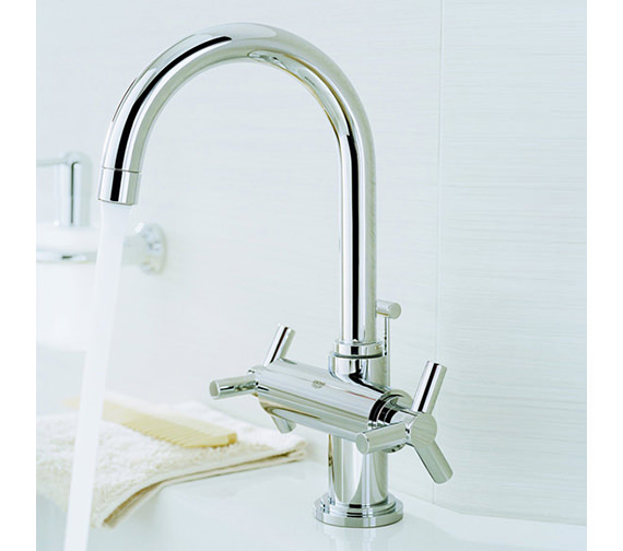 Grohe Spa Atrio Ypsilon Basin Mixer Tap With Pop-Up Waste