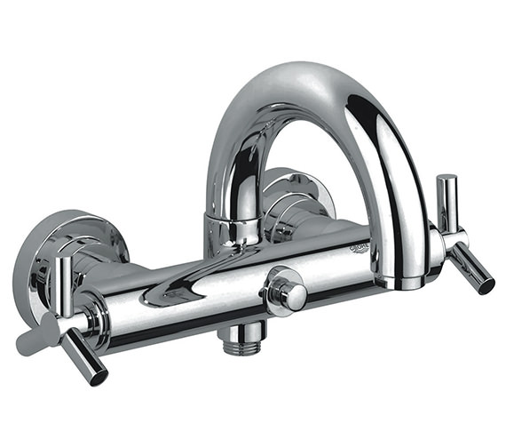 Grohe Spa Atrio Ypsilon Wall Mounted Bath Shower Mixer Tap