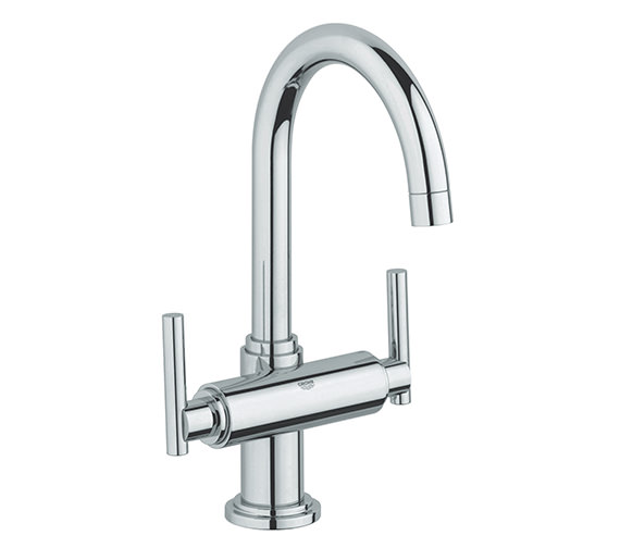 Grohe Spa Atrio Jota Basin Mixer Tap With Pop-Up Waste - 21022000