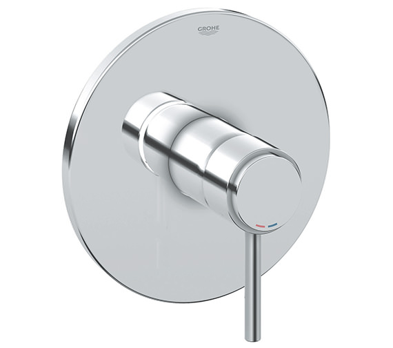 Grohe Spa Atrio Concealed Shower Mixer Trim Set Without Diverter