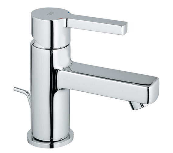 Grohe Lineare Half Inch Basin Mixer Tap With Pop-Up Waste - 32109000