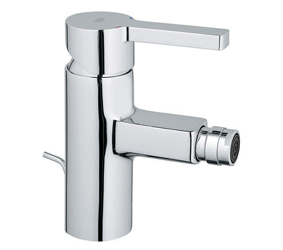 Grohe Lineare Bidet Mixer Tap With Pop-Up Waste - 33848000