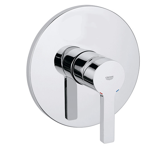 Grohe Lineare Concealed Single Lever Shower Mixer Trim - 19296000