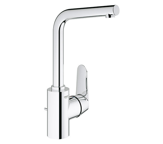 Grohe Eurodisc Cosmo Basin Mixer Tap With Pop-up Waste - 23054002
