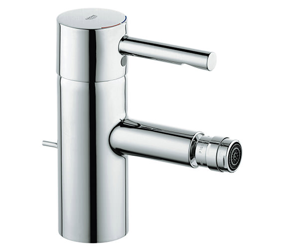 Grohe Essence Half Inch Bidet Mixer Tap With Pop-up Waste - 33603000