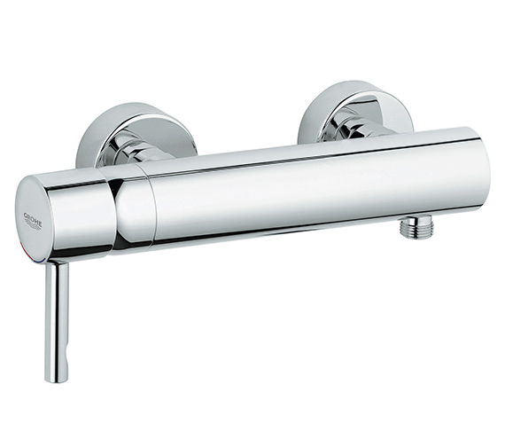 Grohe Essence Wall Mounted Exposed Shower Mixer Valve - 33636000