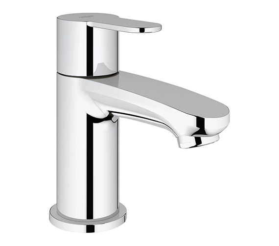 grohe eurostyle cosmopolitan chrome pillar tap 23039002. Black Bedroom Furniture Sets. Home Design Ideas