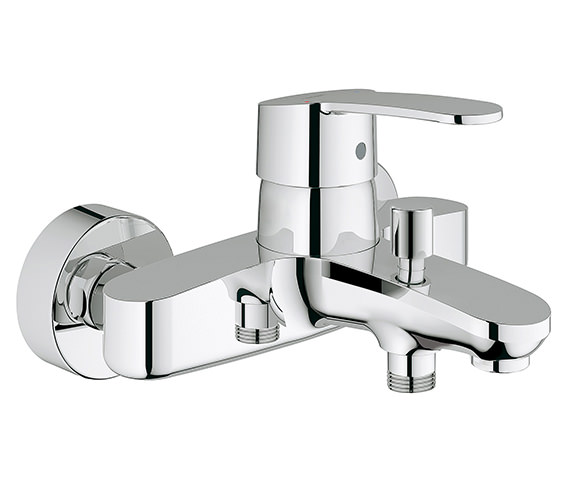 Grohe Eurostyle Cosmo Wall Mounted Bath Shower Mixer Tap - 33591002