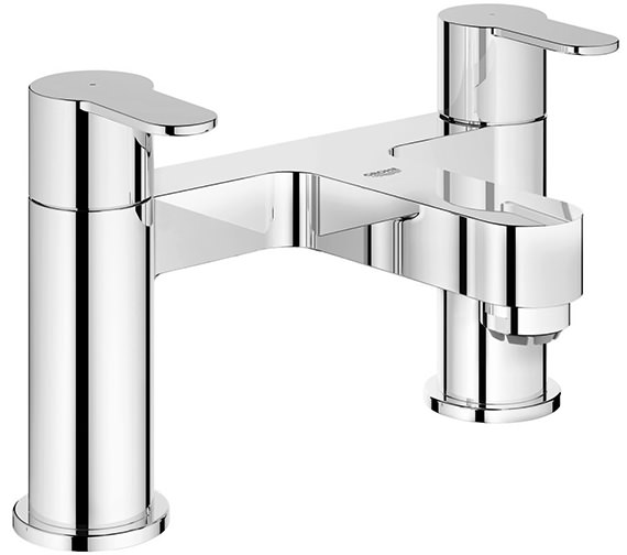 Grohe Eurostyle Cosmo Deck Mounted Bath Filler Tap - 25100002