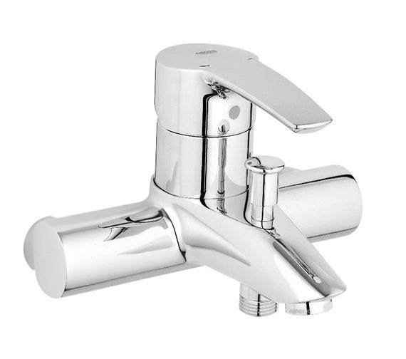 Grohe Eurostyle Single Lever Bath Shower Mixer Tap - 33613001