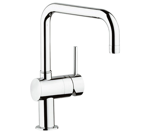 Grohe Minta Half U Spout Inch Sink Mixer Tap - 32488000