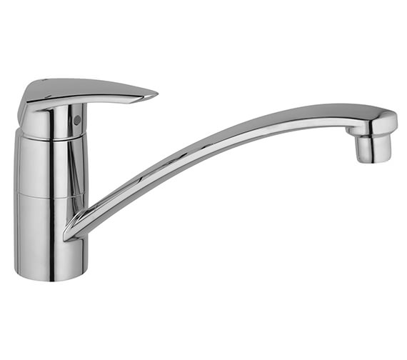 Grohe Eurodisc Half Inch Sink Mixer Tap Low Pressure - 33770001