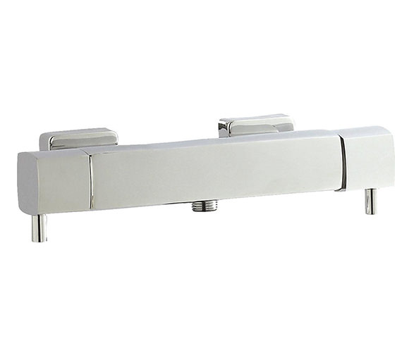 Hudson Reed Quadro Thermostatic Bar Shower Valve