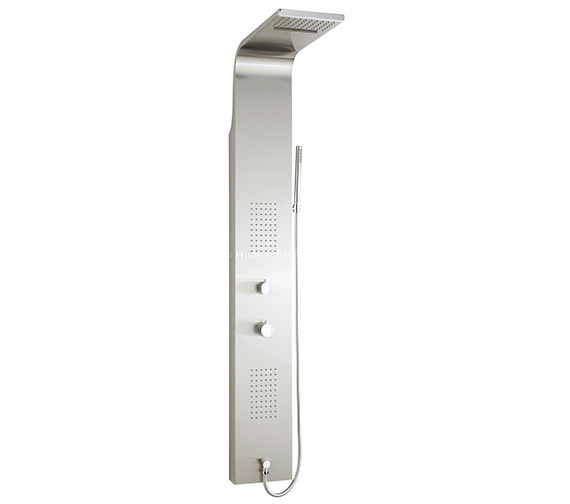 Hudson Reed Dream Lava Thermostatic Shower Panel - AS315