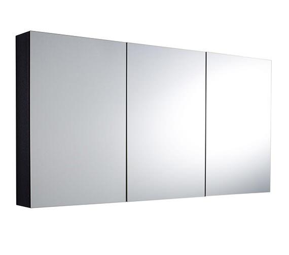 hudson reed quartet mirror cabinet lq006