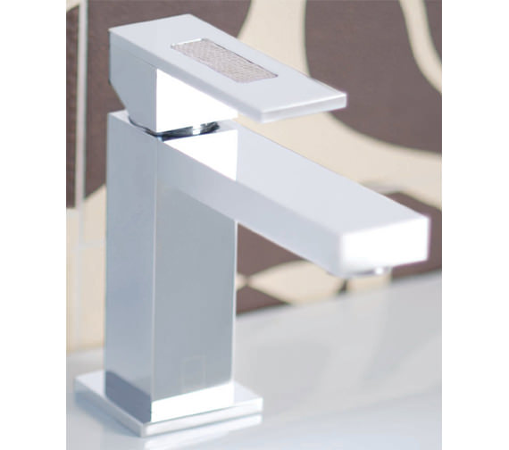 Additional image of Vado Notion Mono Basin Mixer Tap With Clic-Clac Waste - NOT-100-CC