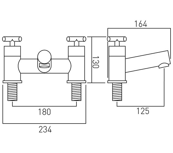 Technical drawing QS-V58665 / ELW-137-C/P