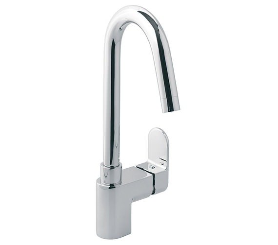 Vado Life Mono Kitchen Sink Mixer Tap - LIF-150S