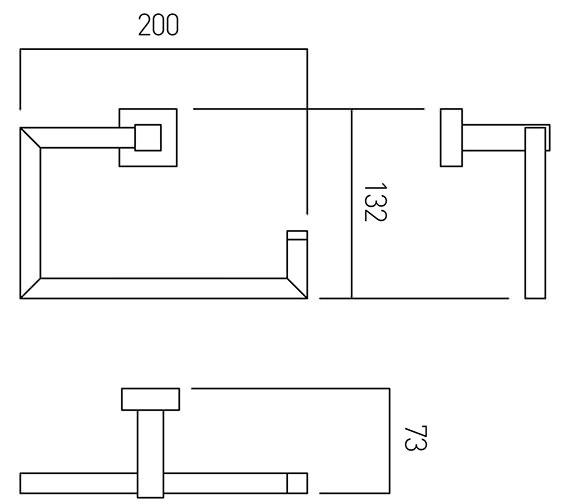 Technical drawing QS-V58853 / SQU-181-C/P