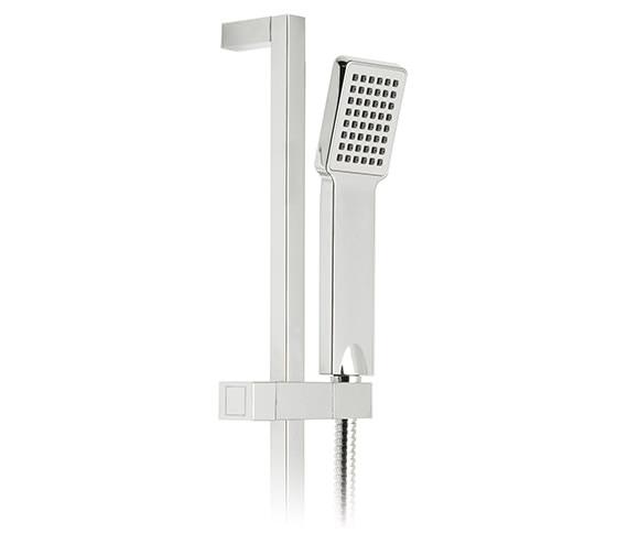 Vado Single Function Shower Kit With 700mm Slide Rail - WG-V2KIT