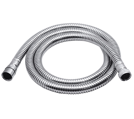 Vado Chrome Plated Brass Standard Shower Hose - SH-012-120