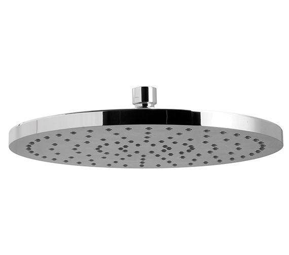 Vado Saturn Single Function Fixed Shower Head 220mm