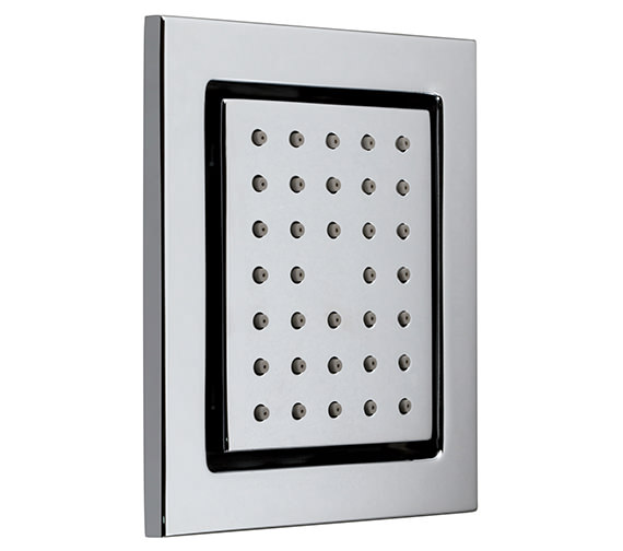 Vado Tilting Square Shower Bodytile - WG-BODYTILE-SQ