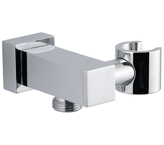 Vado Mix Integrated Outlet And Shower Bracket - MIX-WEO