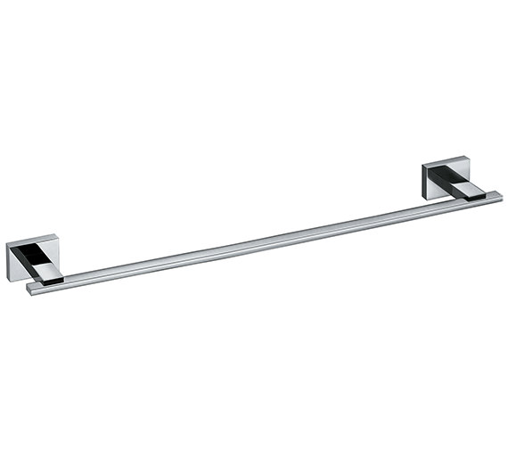 Vado Level Towel Rail 650mm - LEV-184