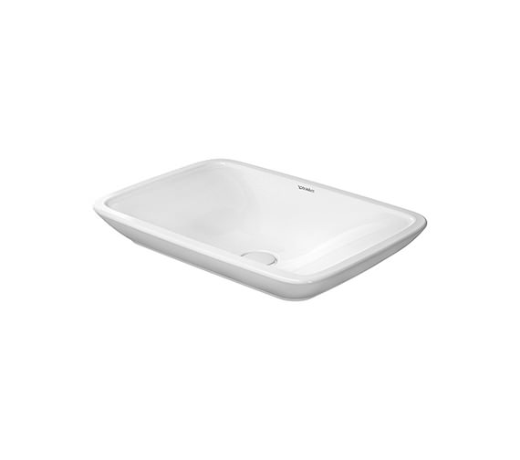 Duravit PuraVida 700 x 465mm Ground Wash Bowl