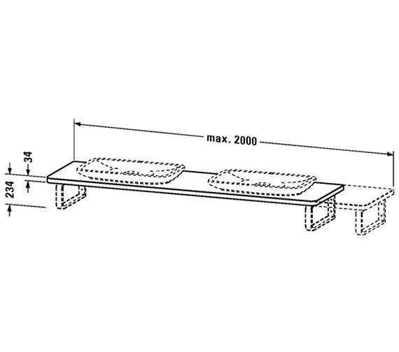 Technical drawing QS-V59085 / PV072C08559