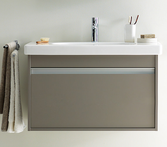Vero Washbasin 500mm On Ketho 450mm Furniture  - KT668501818 Image