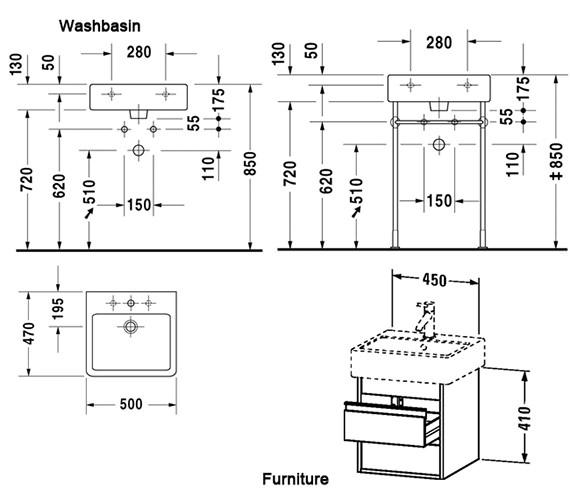 Technical drawing QS-V59121 / KT663501818