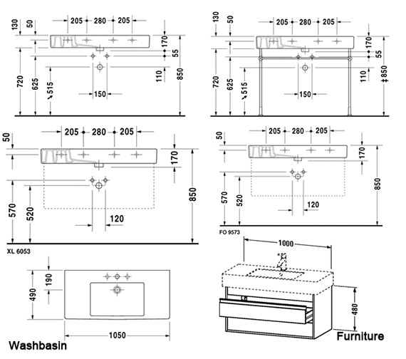 Technical drawing QS-V59130 / KT664101818