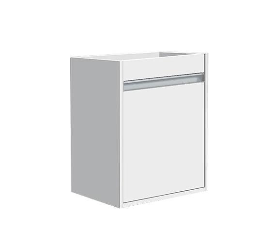 Duravit Ketho 500mm Low Cabinet - KT2528L1818