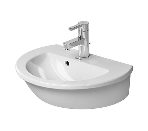 Duravit Darling New 470mm Handrinse Basin - 0731470000