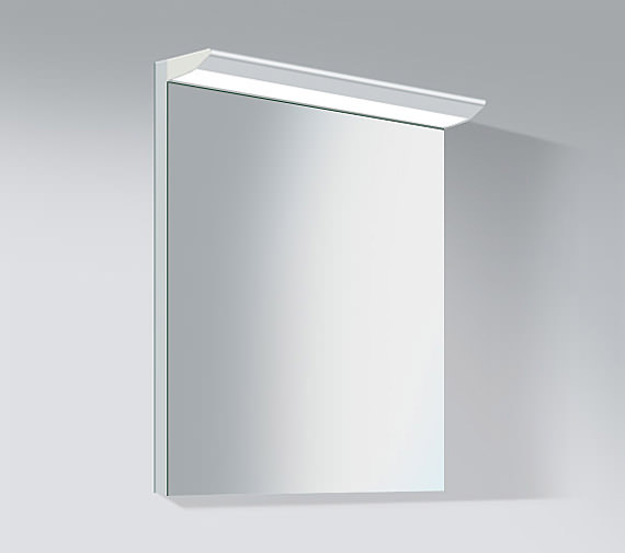 Duravit Darling New Mirror With Lightning 800mm - DN725600000