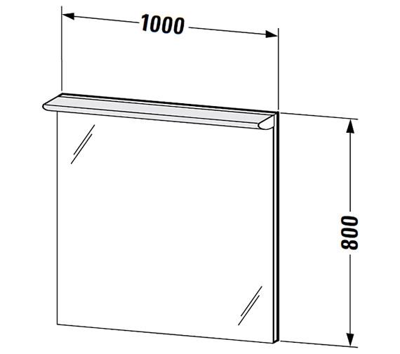 Technical drawing QS-V59317 / DN725700000