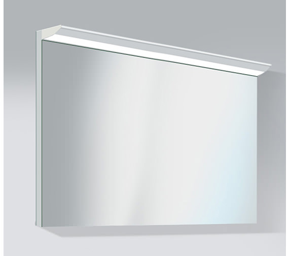 Duravit Darling New Mirror With Lightning 1200x800mm - DN725800000