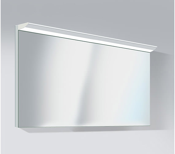 Duravit Darling New Mirror With Lightning 1500x800mm - DN726500000