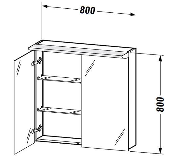 Technical drawing QS-V59326 / DN753601414