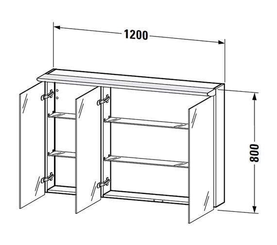 Technical drawing QS-V59328 / DN753801414