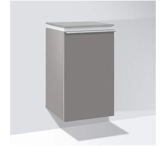 Duravit Darling New Left Hand Door Semi-Tall Cabinet - DN1270L1414
