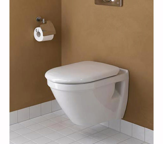 VitrA S50 Wall-Hung Short Projection WC Pan