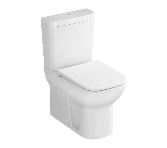 VitrA S20 Close Coupled WC Pan With Cistern And Seat