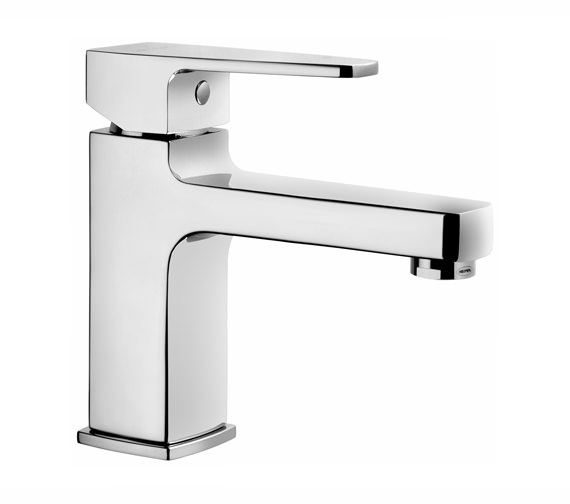 VitrA Q-Line Basin Mixer Tap Chrome Without Waste