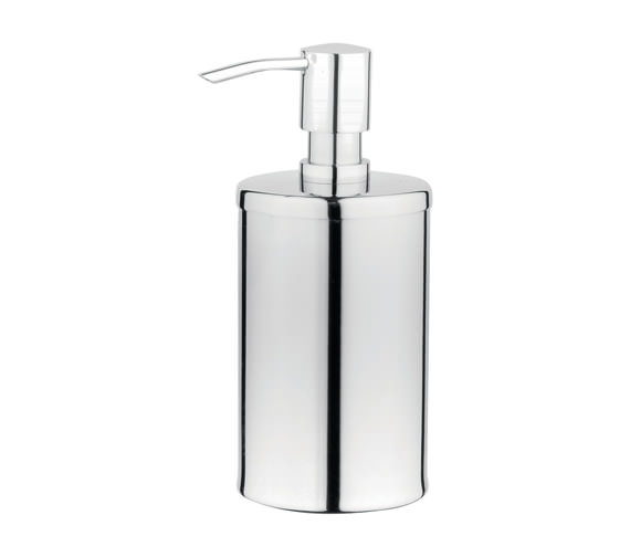 VitrA Arkitekta Liquid Soap Dispenser Chrome - A44370EXP