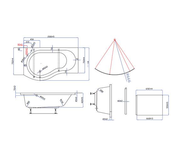 Technical drawing QS-V59854 / EBP001