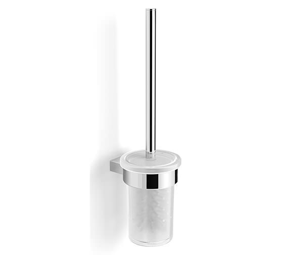 Essential Urban Chrome Toilet Brush Holder - EA28025