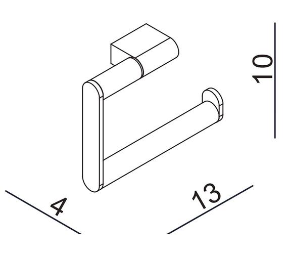 Technical drawing QS-V59888 / EA28043